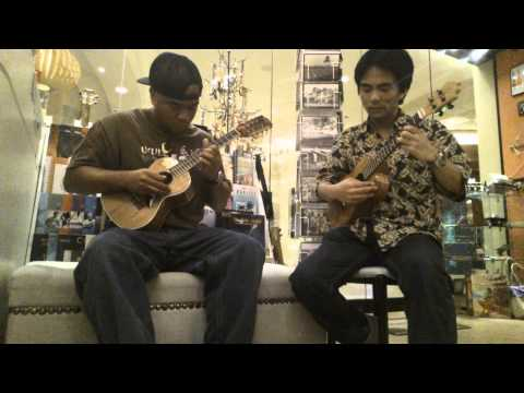Fumiya Fujii-True Love (ukulele Cover)