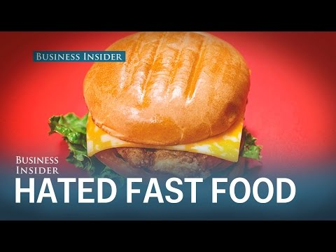These are America's 2 most hated fast-food restaurants