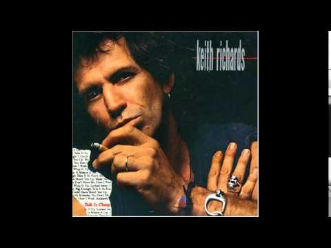 Keith Richards - I Could Have Stood You Up