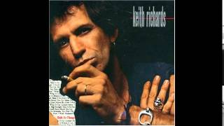 Watch Keith Richards I Could Have Stood You Up video