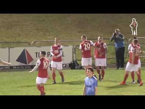 Goal: Mikey Drennan (vs UCD 01/03/2019)