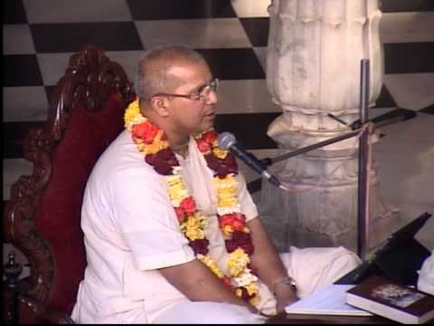 Sb 06 04 04  By H.g. Devakinandan Prabhu At Iskcon Juhu On 20th February 2014 (hindi Lecture) video