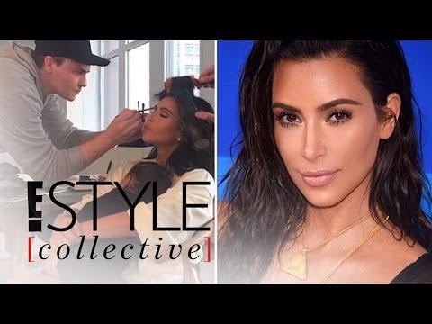 How to Do Your Makeup Like Kim Kardashian West   E! Style Collective   E! News