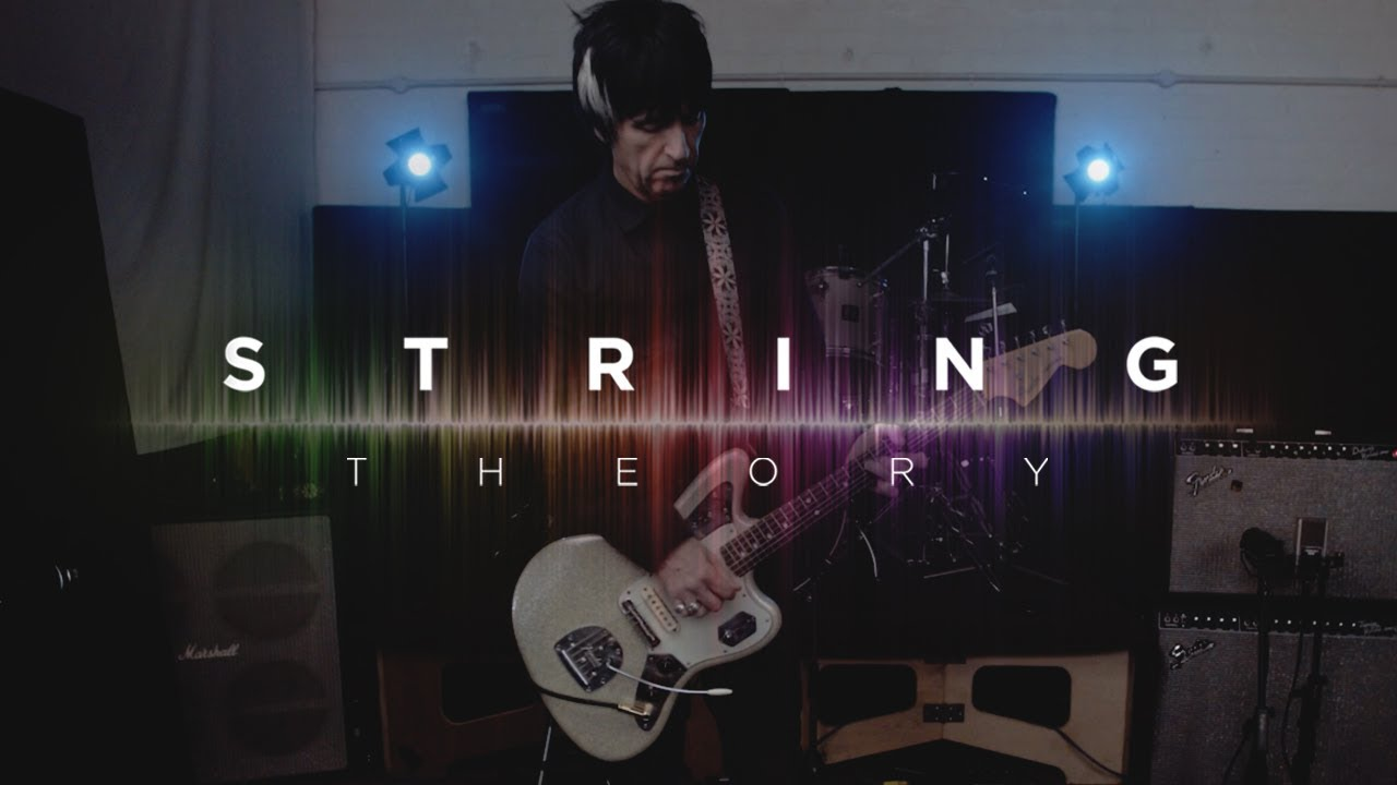 Johnny Marr - 「Ernie Ball: String Theory」に登場 映像を公開 thm Music info Clip