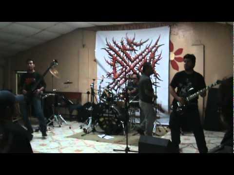 """El Amo de las Putas """"Masturbación por Feromonal Expansión"""" (live massacre neur"""