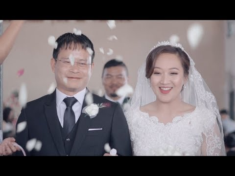 Bethsy and Mahriata  Wedding Official Video (short version)
