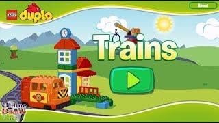 LEGO DUPLO Train, New Update Gameplay HD