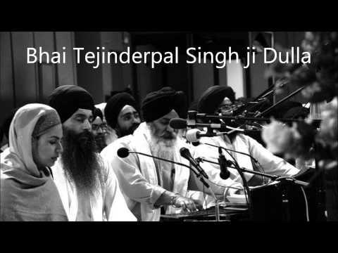 AKJ Kirtan-Bhai Tejinderpal Singh Dulla Sonu Bhai ji on tabla