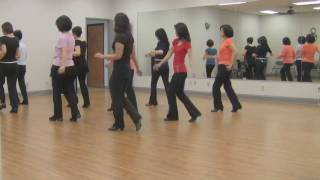 Calypso Mexico - Line Dance (Dance & Teach in English & 中文)