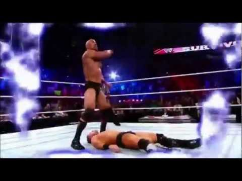 WWE The Rock Theme Song With Titantron HD