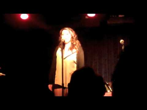 Emma Hunton sings Dear Tom, by Drew Gasparini