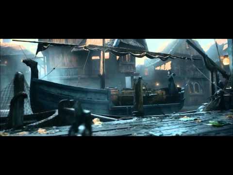 Peter Jackson Dogs Cameo - Hobbit Desolation Of Smaug