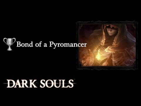 dark souls 1 how to start a pyromancy build