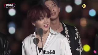 [FULL ENG SUB] All BTS Acceptance Speech AT MAMA JAPAN 2018 |  best moments