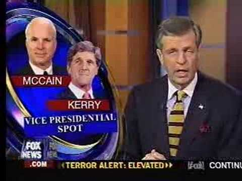 Hume Discusses McCain and Kerry