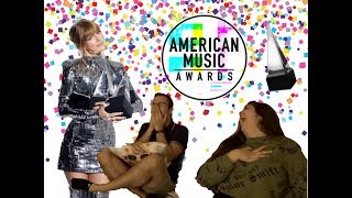 TAYLOR SWIFT AMAs *Reaction Video*