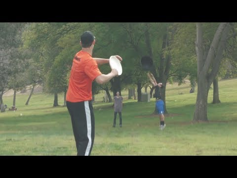 Epic Trick Shot Battle | Brodie Smith vs. 3OH!3