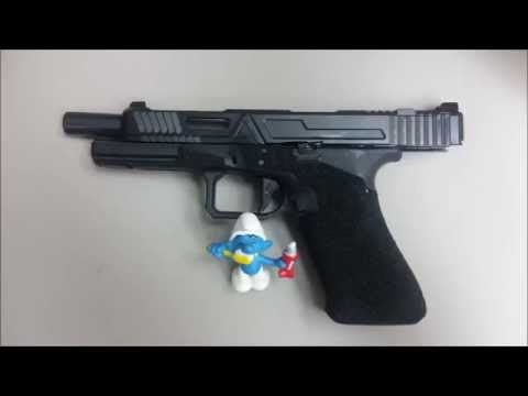 Agency Arms Glock 34