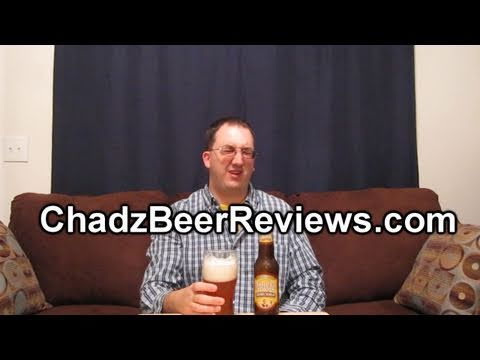 Samuel Adams Cherry Wheat | Chad'z Beer Reviews #365