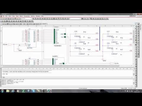 Come creare uno schema elettrico, OrCAD PCB Designer