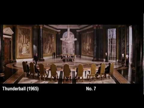 Top 10 Best James Bond Movies video