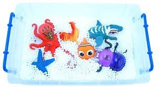 Gran tiburón blanco, tiburón ballena, tiburón martillo juguetes