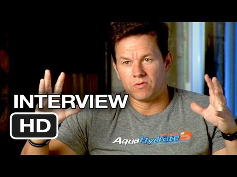 Pain & Gain Interview - Mark Wahlberg (2013) - Michael Bay Movie HD