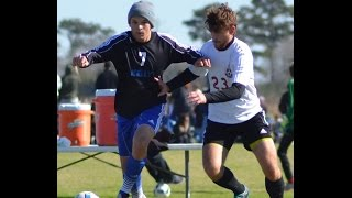 Alexander Witt (15yr) Soccer Recruitment Highlights '14-'15