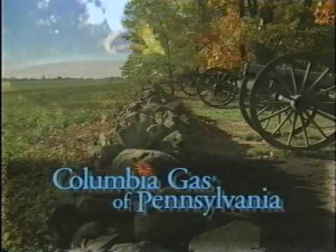 "Columbia Gas ""Peace Light"" Advertisement"