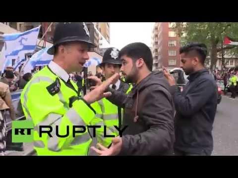 UK: Tzipi Livni visit sparks protests