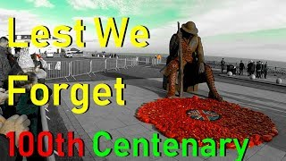 Lest We Forget - 100th Centenary Anniversary #117