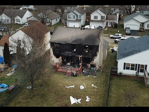 House fire kills three on Retriever Road