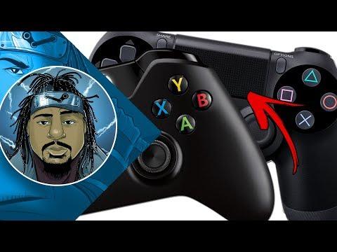 Xbox One vs PS4   Black Guy Reviews