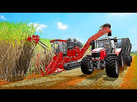 FARMING SIMULATOR 7 Platinum Edition Trailer (2017) PS4 / Xbox One / PC