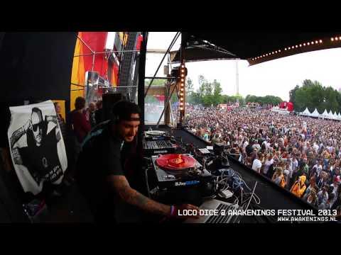 Loco Dice @ Awakenings Festival 2013