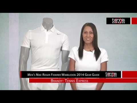 Roger Federer Wimbledon 2014 Gear Guide - Tennis Express