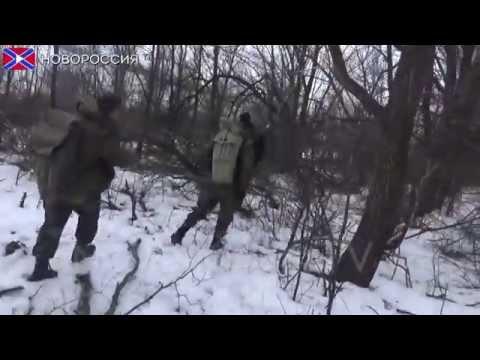 Жаркая разведка 1-й Славянской бригады