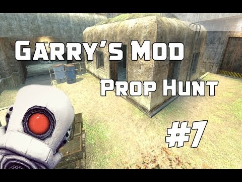Garry's Mod Prop Hunt - Part 7 Prop Porn video