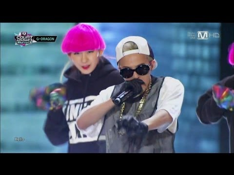 G-dragon 0829 m Countdown K-con In La 세상을 흔들어+one Of A Kind video