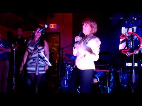 Martha Coakley sings Linda Ronstadt.