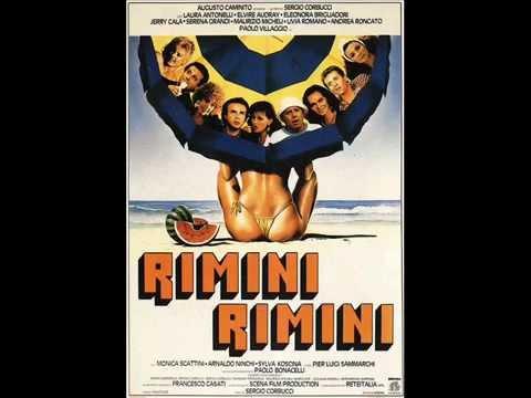 Rimini splash down (Rimini Rimini) – Righeira – 1987