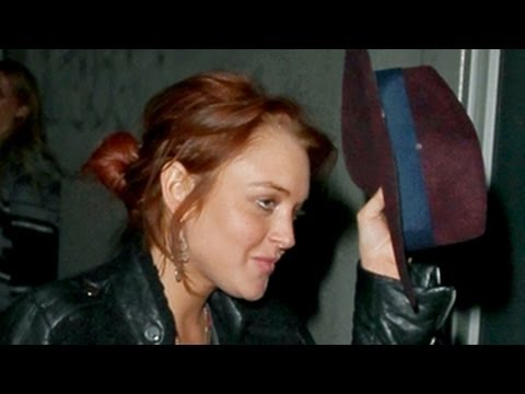 Lindsay Lohan Caught Doing Drugs Again