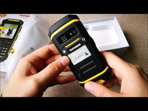 Telefunken Outdoor WT2 Telefon Którego Nie Przetestuję .