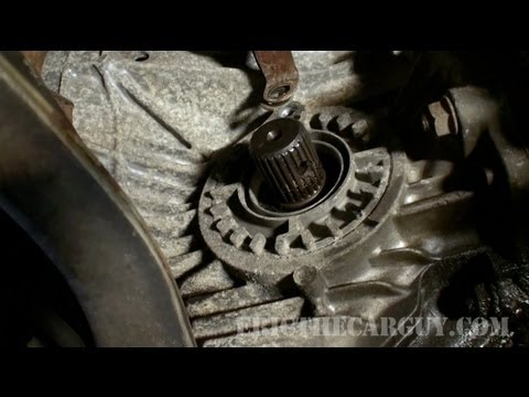 Subaru Legacy, Setting Differential Preload -EricTheCarGuy