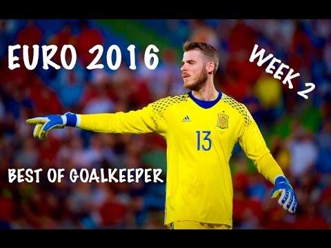 best of goalkeeper saves ♦ euro 2016 ♦ week 2 hd youtube