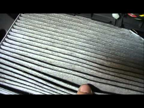 MK5 Cabin Air Filter DIY