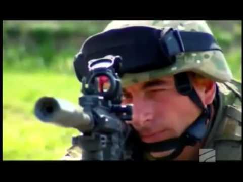 ქართული საიერიშო შაშხანა G5.Georgian assault rifle G5.