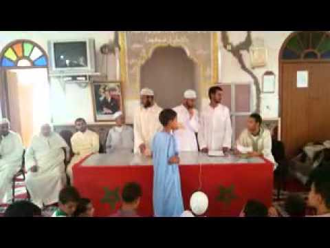توزيع جوائز مسابقة التجويد المنظمة بمسجد الحنشان