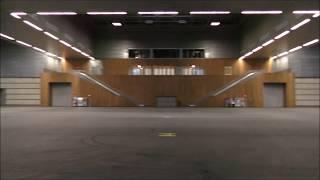 Euro PM2018 Exhibition Area Footage v1