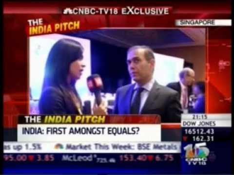 CNBC India Business Hour 18 Sept 2015 01min 54sec Mr  Gunit Chadha, Co CEO, Asia Pacific,Deutsche Ba
